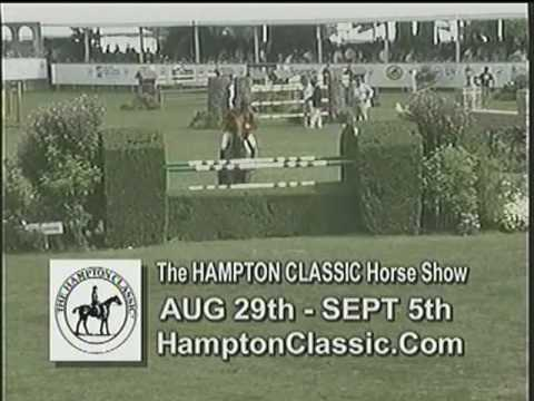 The Hampton Classic Horse Show 2010