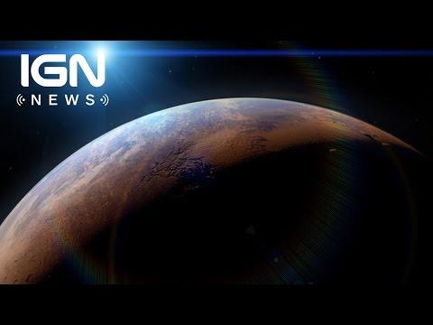ANNONCE MAJEURE DEMAIN DE LA NASA SUR MARS