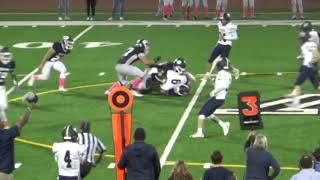 Chase Jones Football Highlights 2018