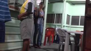 Argument in Corozal town