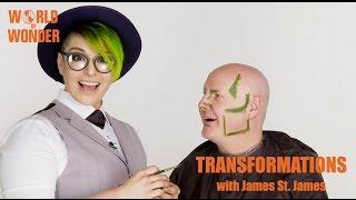 Landon Cider and James St. James - Transformations take 2