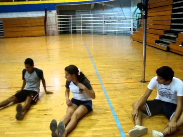 clase 1 de voleibol