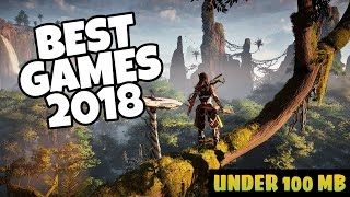 Top 10 most amazing android games under 100mb 2018