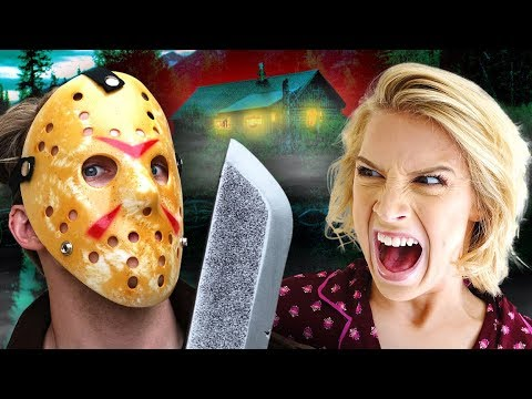 IF SCARY MOVIES WERE REAL 3 thumbnail