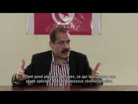 Interview du leader Chokri Belaid en avril 2012 2/2