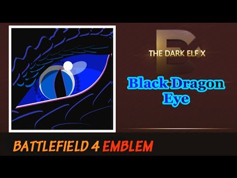 Emblem Black Dragon Eye