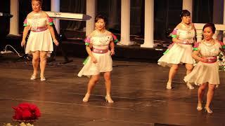 niam tsev hmoob St Paul MN dancing 2018