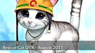 Yugioh rescue cat