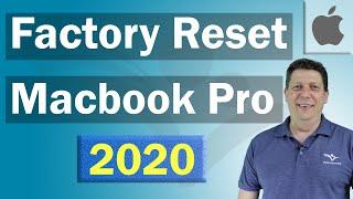 How to Factory Reset Macbook Pro #006