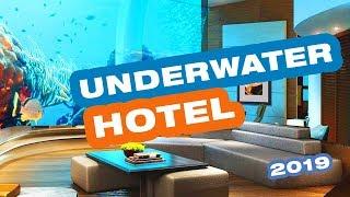 Worlds First Underwater & Underground Hotel Resort!