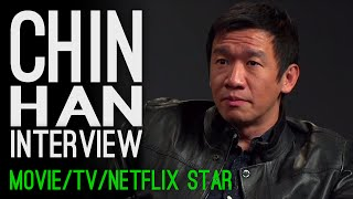 Marco Polo and The Dark Knight's Chin Han (Interview)