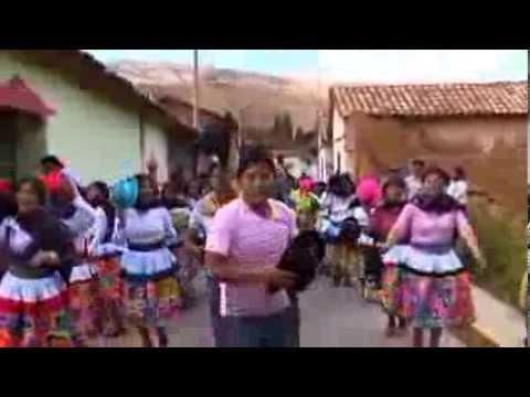 TRADICIONAL SANTIAGO EN EL DISTRITO DE MANTARO 2013 - FAMS: SALAZAR  -  LAZO.