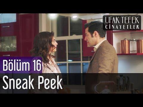 Ufak Tefek Cinayetler 16. Bölüm - Sneak Peek