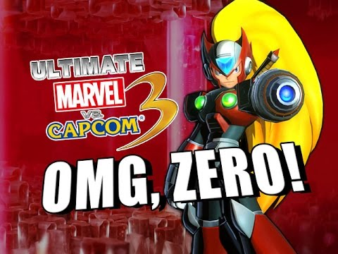 OMG, ZERO! - Ultimate Marvel Vs. Capcom 3 w/Maxmilian