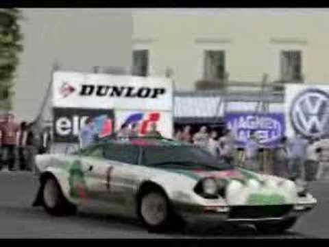 Gran Turismo 4 trailer