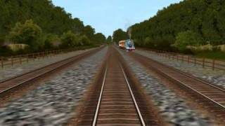My Finished Thomas Season 8 Trainz Route