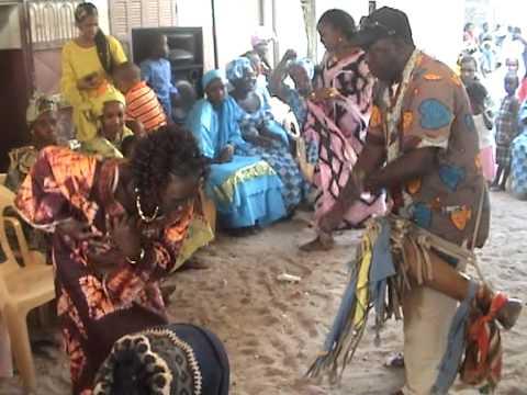 Danse Sénégalaise – Cité Millionnaire – Dakar – Peuls Casamance