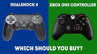 DualShock 4 vs XBOX One S Controller [2019] - Which Controller WINS?
