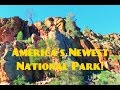 Pinnacles National Park! America's Newest National Park!