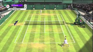 VAMOS RAFAAAAA! Anlisis de la demo de Grand Slam Tennis 2