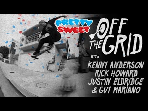 Kenny Anderson, Rick Howard, Justin Eldridge, & Guy Mariano - Off The Grid