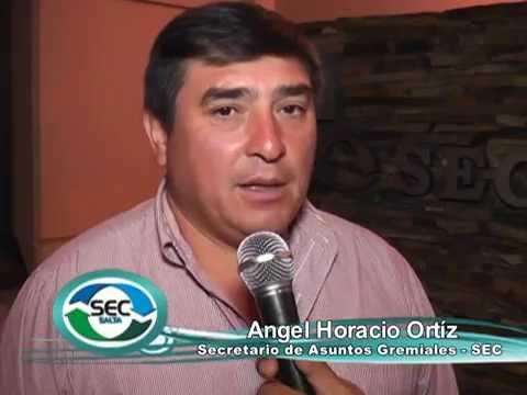 Angel Oriz SEC Situacion Laboral Empleados Maxiconsumo 02min45seg