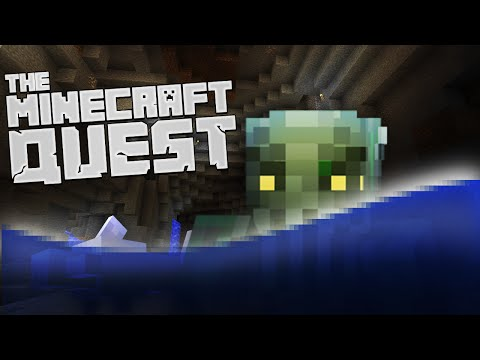 WATER STRUGGLES! - The Minecraft Quest: Episode #13