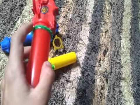 Como fazer um launcher grip caseiro!!!!!