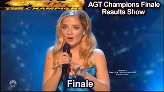 "Jackie Evancho ""Somewhere"" Guest Performance 