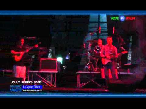 Jolly Roger band Tribute a E Clapton da Oktoberfestival 2011 Silvi Marina – Teramo