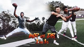 THEY GOT EXPOSED!! WR VS DB 1ON1'S