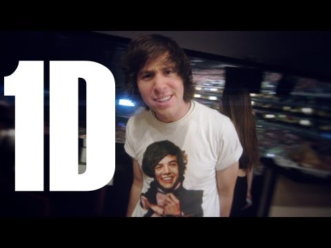 Jon D - 6th Member (of One Direction) Official Music Video - 1d & Me Ep video