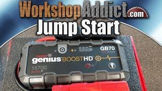 NOCO Genius Boost GB40 & GB70