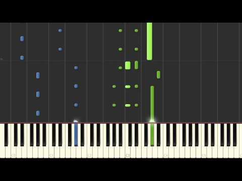 Lady Gaga - Venus - Piano tutorial
