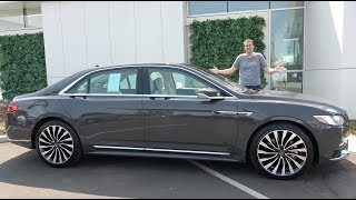 Here's Why the Lincoln Continental Is an Underrated Luxury Sedan