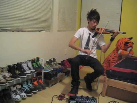 Black Eyed Peas - I Gotta Feeling (Electric Violin Cover)