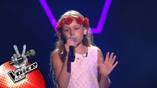 Luca - 'Je Hebt Een Vriend' | Blind Auditions | The Voice Kids | VTM