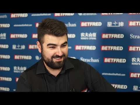 "Jamie Clarke: ""All My Christmases Have Come At Once!"" 