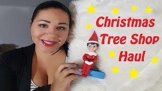 Christmas Tree Shop / Walmart Haul 2016