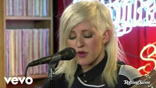 Ellie Goulding - Guns And Horses Rolling Stone Live