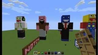 Budujemy skiny Minecraft - Pan Śmietanka
