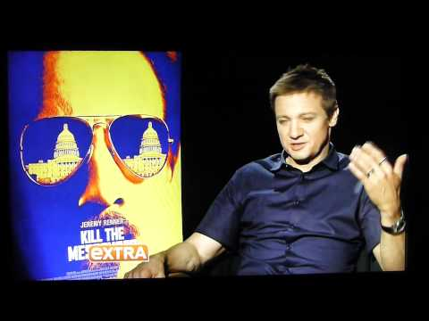 Jeremy Renner Discusses Kill the Messenger