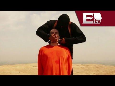 Decapitan a periodista estadounidense en represalia por ataques a Irak / James Foley