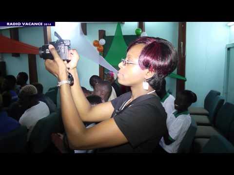 "PROSPERITE GROUPE - RADIO VACANCE 2014 ""Radio Côte d'Ivoire"""