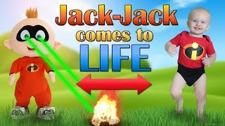 Incredibles 2 - Jack Jack Comes to Life!!