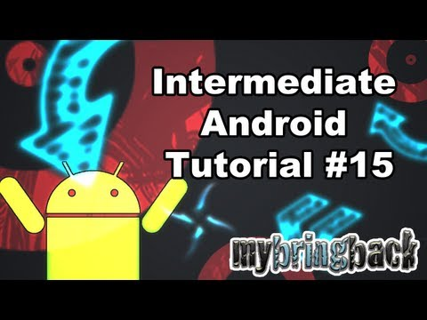 Android Tutorial 2.15   Saving to SD Card with External Storage Public Directory