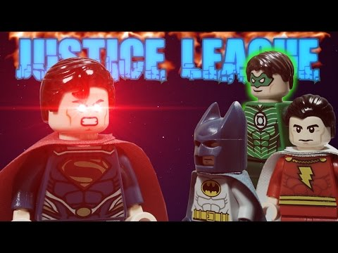 Lego Justice League - Superman's Rampage video