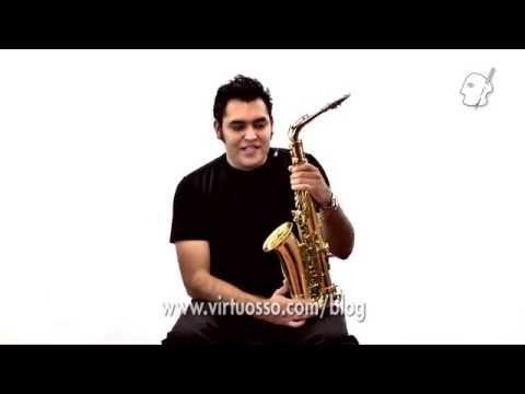 Saxofones chinos
