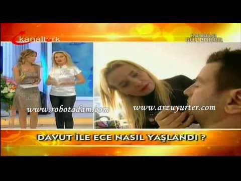 Arzu YURTER - Hayata Gülerken - Ece ERKEN - Davut GÜLOĞLU - Kanal Türk Tv
