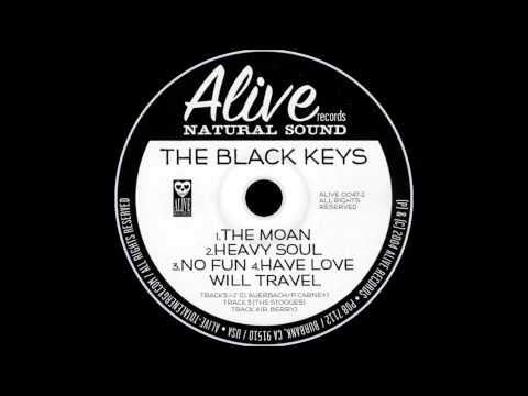 The Black Keys - The Moan [Full Album][HD]